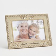 Bereavement Photo Frame, Always Remembered, Forever Loved
