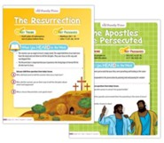 Answers Bible Curriculum Year 3 Quarter 3 Grades 1-2 Student Take-Home Sheets