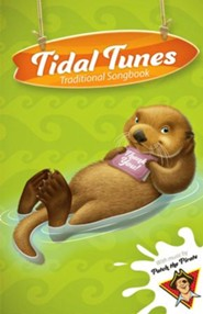 Ocean Commotion VBS Traditional: Tidal Tunes Student  Songbooks (Pack of 10)