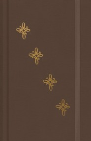 Hardcover Brown
