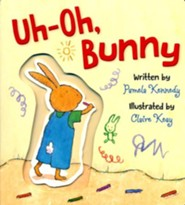 Uh-Oh, Bunny Board Book