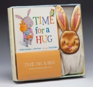Time for a Hug Book & Blankie Kit