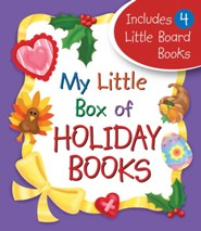 My Little Box of Holiday Books   -     By: Various Authors