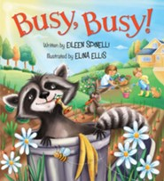 Busy, Busy! Boardbook   -     By: Eileen Spinelli