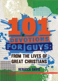101 Devotional For Boys