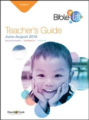 Bible-in-Life/Echoes: Toddler Teacher's Guide, Summer 2018