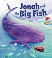 Jonah and the Big Fish  -     By: Katherine Scully
