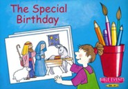 The Special Birthday: Bible Events Dot to Dot Book