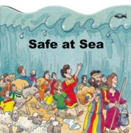Safe at Sea Board Book