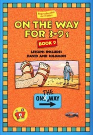 On The Way for 3-9s, Book 9