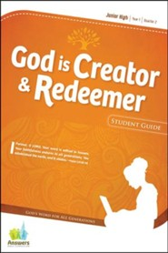 Quarter 2: God is Creator & Redeemer