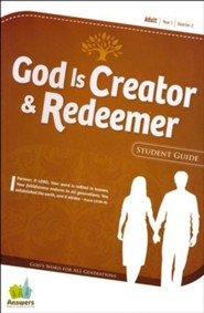 Answers Bible Curriculum Year 1 Quarter 2 Adult Student Guide