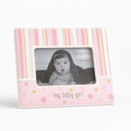 My Baby Girl Photo Frame