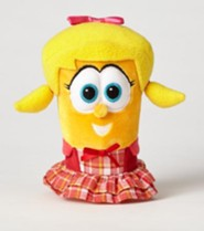 VeggieTales Plush Laura, Small