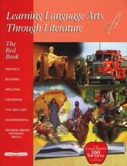 Learning Language Arts Through Literature, Grade 2, Red Teacher