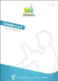Answers Bible Curriculum Year 2 Quarter 4 Grades 1-2 Teacher Kit