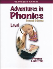 Adventures in Phonics Level C Teacher Manual   (Second Edition)