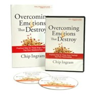Overcoming Emotions That Destroy Group Starter Kit (1 DVD Set & 5 Study Guides)