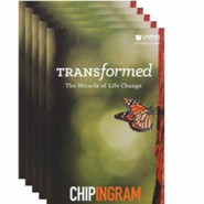 Transformed Study Guide, 5 Pack