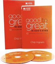 Good to Great in God's Eyes Group Starter Kit (1 DVD Set & 5 Study Guides)
