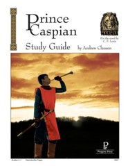 Prince Caspian Progeny Press Study Guide, Grades 5-7