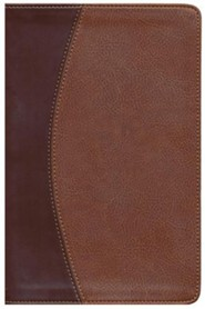 Imitation Leather Brown Mahogany