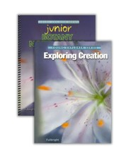 Exploring Creation with Botany Advantage Set (with Junior Notebooking Journal)