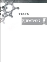 Exploring Creation with Chemistry, Test Booklet
