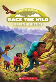 Mountain Mission (Race the Wild #6)  -     By: Kristin Earhart