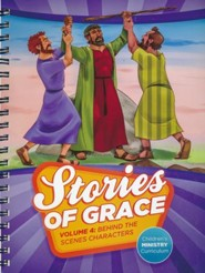Stories of Grace Volume 4