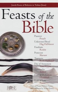 Feasts of the Bible, Pamphlet