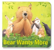 Bear Wants More, Board Book