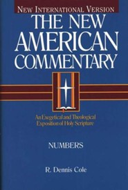 Numbers: New American Commentary [NAC]