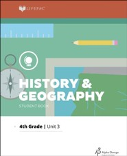Lifepac History & Geography Grade 4 Unit 3: Desert Lands