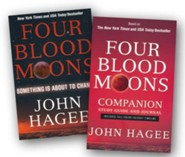 Four Blood Moons Book and Study Guide, 2 Volumes