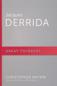Jacques Derrida: Host of Deconstruction