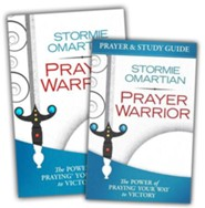 Prayer Warrior Book and Prayer & Study Guide