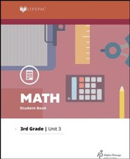 Grade 3 Math Lifepac 3: Add/Sub. Facts, Fraction of a Set