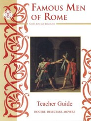 Famous Men of Rome Teacher Study Guide