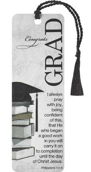 Congrats Grad Bookmark
