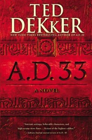 A.D. 33, hardcover