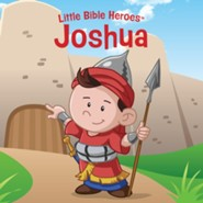 Joshua, Little Bible Heroes Board Book
