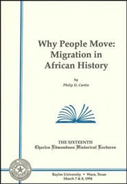 Why People Move: Migration in African History