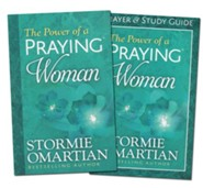 The Power of a Praying Woman Book and Prayer & Study Guide