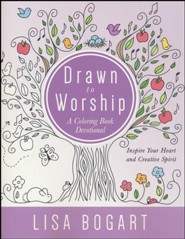 Drawn to Worship Coloring Devotional