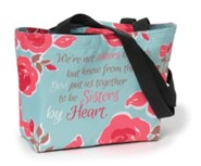 Sisters By Heart Tote Bag