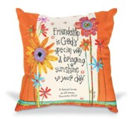 Friendship Pillow, 12 x 12