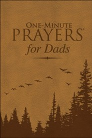 One-Minute Prayers for Dads, Milano Softone