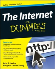 The Internet For Dummies  -     By: John R. Levine, Margaret Levine Young