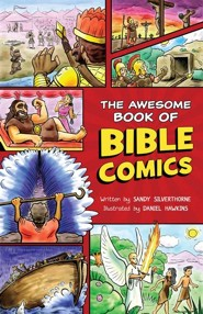 The Awesome Book of Bible Comics  -     By: Sandy Silverthorne